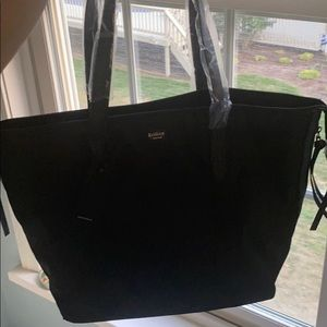 Large Black Tote (Botkier)